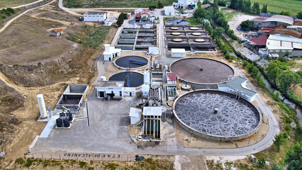 ETAR - Estação de Tratamento de Águas Residuais