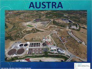 """A AUSTRA desde 2012 a setembro de 2017 investiu no """"Sistema de Alcanena"""" cerca de 3.500.000 de euros!"""